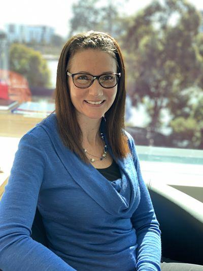Amber Abbott, Clinical Psychologist