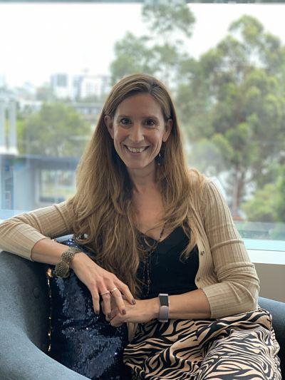 Mariana Ricci, Registered Psychologist